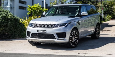 2020 Range Rover Sport SDV6 HSE Dynamic review