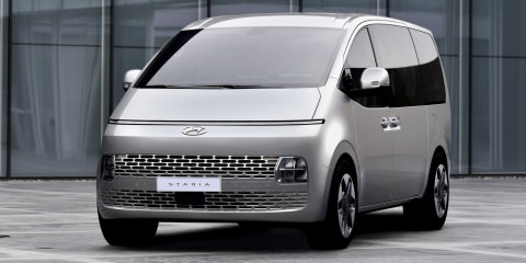 2022 Hyundai Staria: iLoad people-mover to replace iMax, here mid-2021
