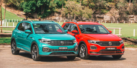 2021 Volkswagen T-Cross, T-Roc price rises: Compact SUVs up to $500 more expensive