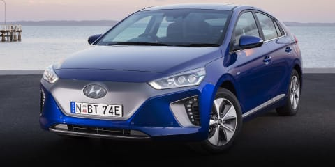 Ioniq Interview: Hyundai's Scott Nargar talks Ioniq Electric