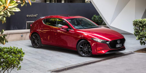 2020 Mazda 3 review: G25 Astina hatch