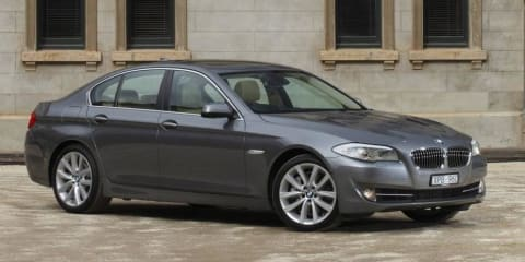 BMW recalls 2010 to 2011 5 Series sedan and Gran Turismo