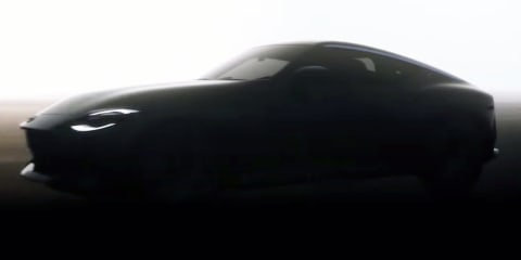Nissan 400Z teased in video presentation