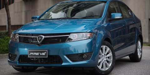 Proton Prevé enters run-out with no replacement in sight
