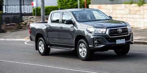 2020 Toyota HiLux SR d/cab 4x4 auto review