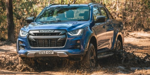 Isuzu D-Max production ramps up again after temporary shutdown
