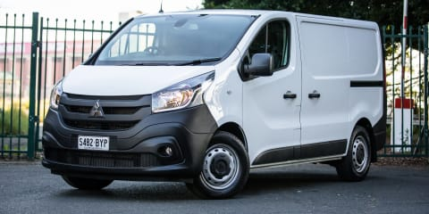 2020 Mitsubishi Express SWB automatic review
