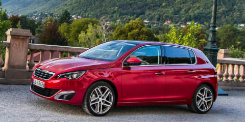 Peugeot 308 Review : First Drive