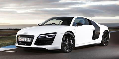 Audi R8 V10 plus: $408,200