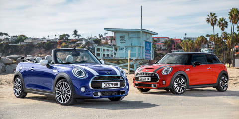 2019 Mini pricing and specs: AEB now standard