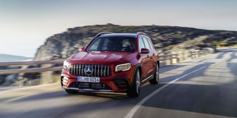2020 Mercedes-AMG GLB35 4Matic revealed