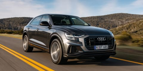 2020 Audi Q8 50 TDI quattro price and specs