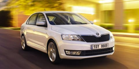 Skoda Rapid: small Czech's specs released