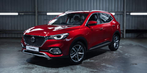 2020 MG HS pricing and specs: Chinese Mazda CX-5 rival enters from $30,990