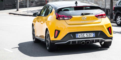 Hyundai Veloster Review Specification Price Caradvice