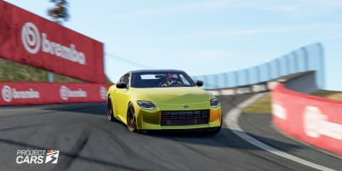 2022 Nissan 400Z review: Virtual drive with Project Cars 3
