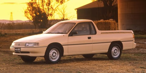 What the Australian new car market looked like in 1991