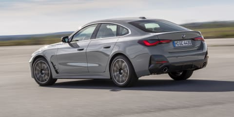 2022 BMW 4 Series Gran Coupe officially revealed, Australian launch due late 2021