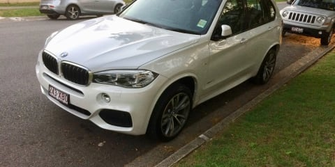 2017 BMW X5 xDrive 30d Review