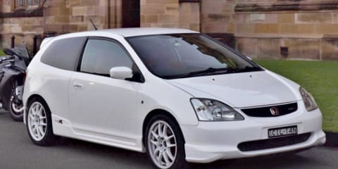 2003 Honda Civic Type R review