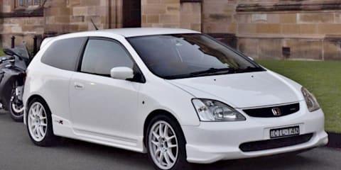 2003 Honda Civic Type R review Review