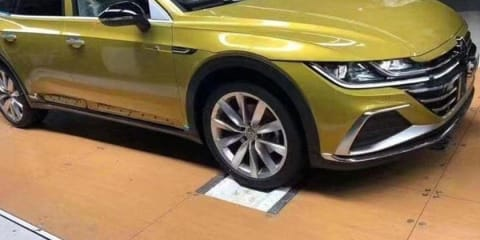Volkswagen Arteon 'Shooting Brake' of interest for Australia