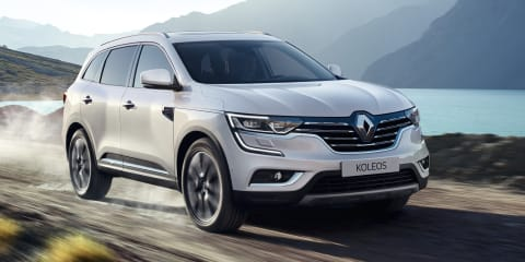 Renault Koleos gets 7-year warranty and 3 years of free servicing