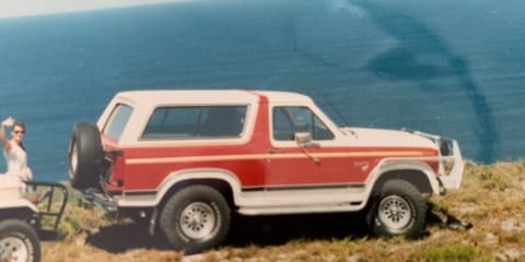 1985 Ford Bronco (4x4) Review