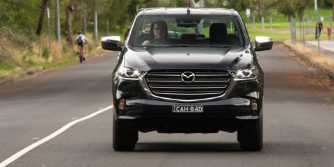 2021 Mazda BT-50 GT 4x4 dual-cab review