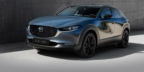 2021 Mazda CX-30 Turbo revealed