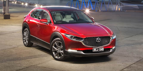2020 Mazda CX-30 pricing and specs