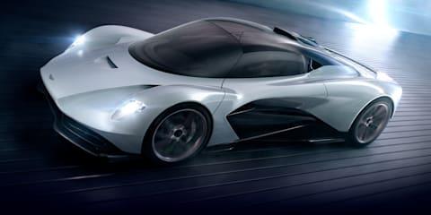 Aston-Martin AM-RB 003 revealed