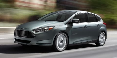 Ford Focus EV price cut to combat sluggish US sales