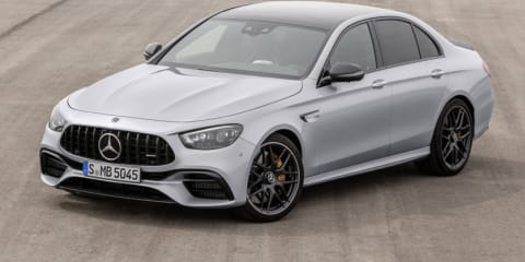2021 Mercedes-AMG E63 S 4Matic+ revealed, Australian line-up confirmed