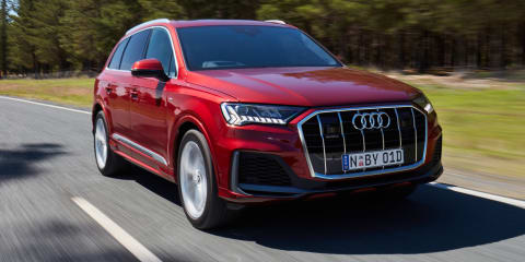 2020 Audi Q7 pricing and specs