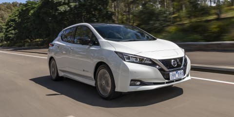 2019 Nissan Leaf priced from $49,990