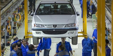 Old Peugeots never die, they just get made in Azerbaijan: Peugeot 405 still in production!