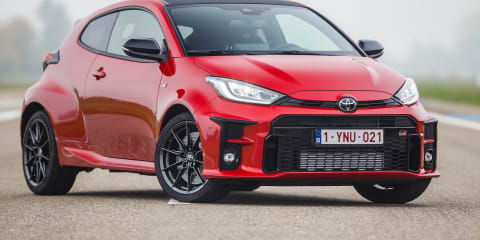 2021 Toyota GR Yaris Rallye price and specs: $56,200 drive-away for the first 200 cars