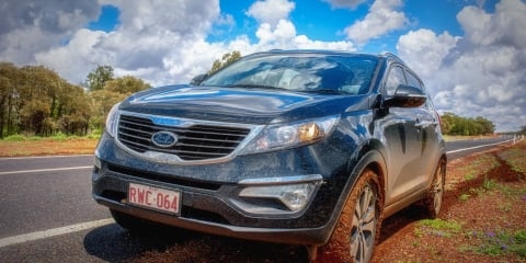 2012 Kia Sportage SLi (AWD) review