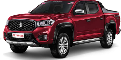 2020 MG Extender ute unveiled, not for Australia