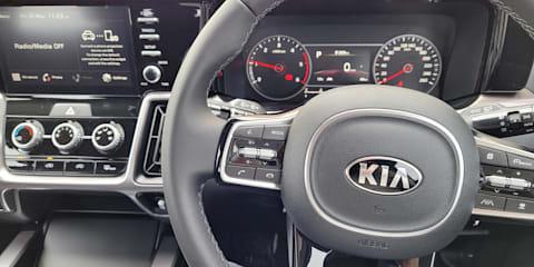 2021 Kia Sorento SPORT 7 Seat review