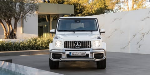2020 Mercedes-AMG G63 pricing and specs