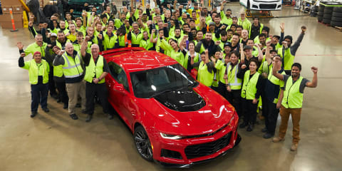 "Holden Special Vehicles says it's ""business as usual"" as it negotiates with General Motors to establish GMSV"