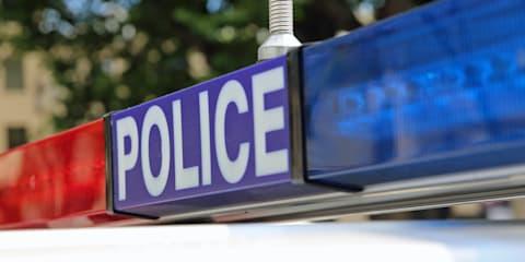 NSW Police fine a Lamborghini driver speeding to get tested for coronavirus
