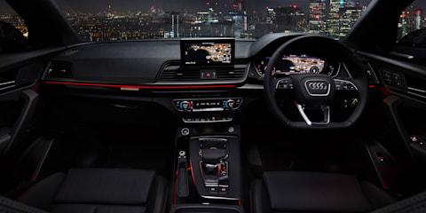Audi Q5, SQ5, SQ7 Black Editions announced