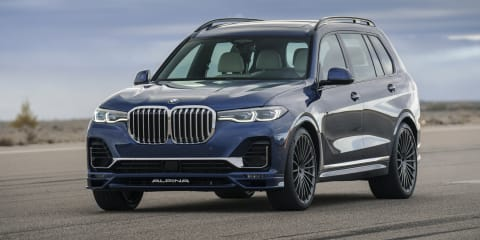 BMW X7: 2021 Alpina XB7 price and specs