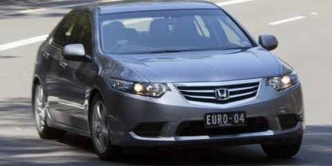 Honda continues with Accord & Accord Euro strategy
