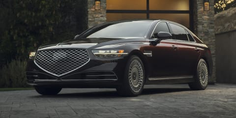 Hyundai's last V8 engine dead with new Genesis G90 – report