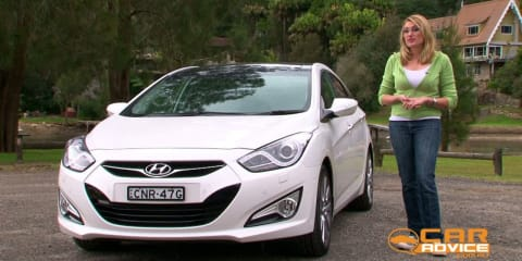 Hyundai i40 Interior Comfort Video
