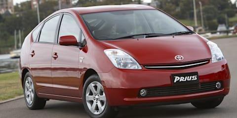 Toyota recalls 2.76m cars; 12,710 Prius hybrids in Australia